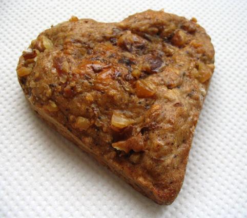 chleb-serduszko