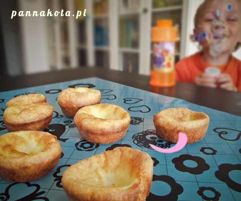 yorkshire pudding, pannakota.pl