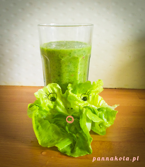 green-smoothie , pannakota.pl