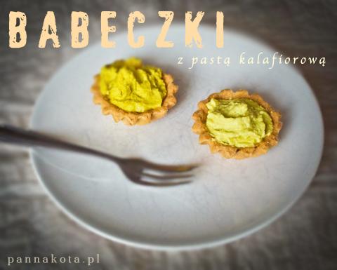 pasta kalafiorowa, pannakota.pl