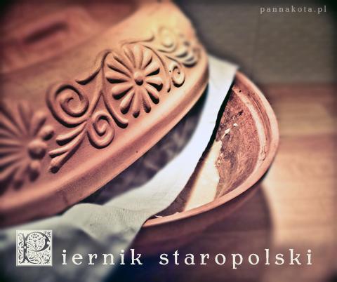 piernik staropolski, pannakota.pl