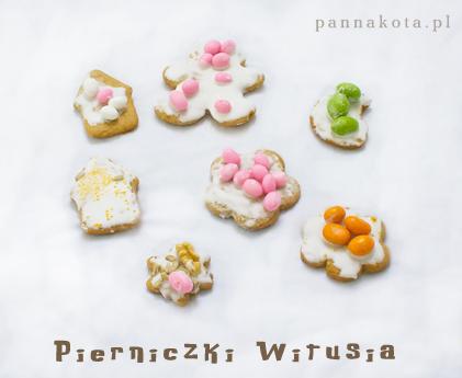 pierniczki Witusia, pannakota.pl