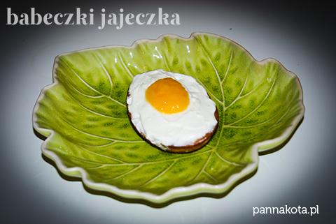 babeczki jajeczka, pannakota.pl