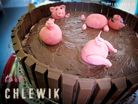 tort chlewik, pannakota.pl